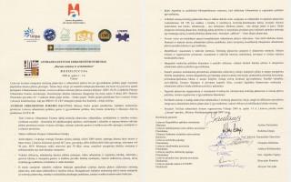 UF 2008 Rezoliucija
